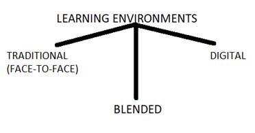 Types of learning environments